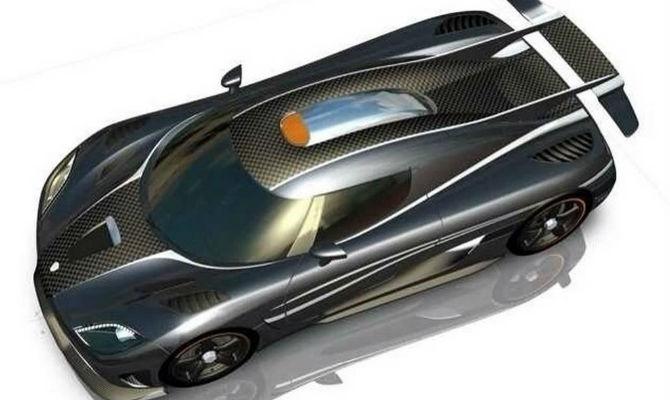 Koenigsegg One:1 estará exposto no estande da marca em Genebra - Reprodução