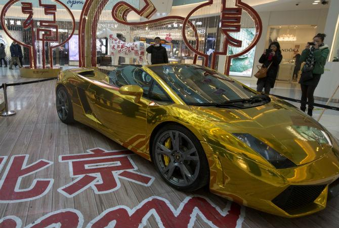 Modelo conversível está à venda pelo equivalente a R$ 1,93 milhão