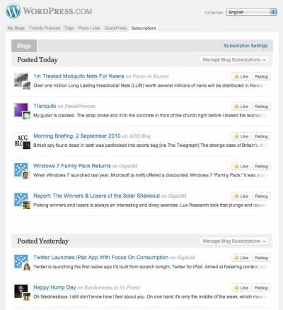 wordpress-subscriptions
