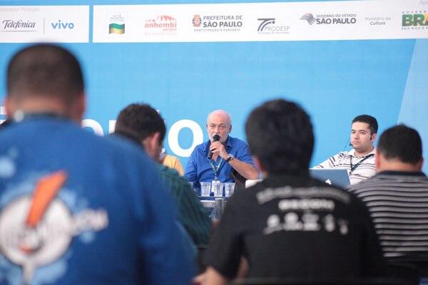 Mauro Motoryn, um dos criadores do MyFunCity, destaca o papel dos aplicativos no exercício da democracia. Foto: Natália Russo