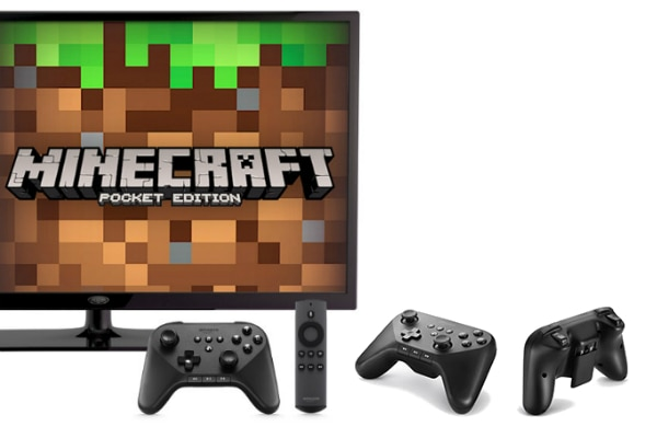 Controle para game da Amazon lançado com a FireTV