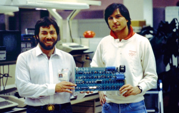 wozniak e jobs
