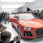 CES2014 - Audi - ROBERT GALBRAITH-REUTERS