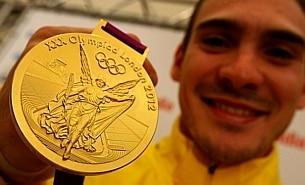 Zanetti: treinos para Jogos do Rio