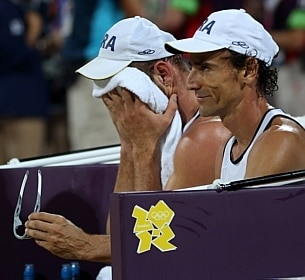 Emanuel e Alison ficam com a prata nos Jogos de Londres