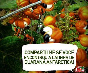 Reprodução Facebook Guaraná Antarctica