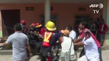 Terremoto no Equador: esperança em meio à destruição