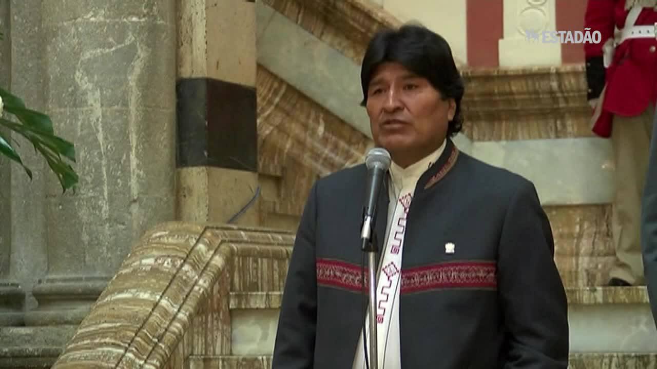 Evo: Chile instalou mísseis na fronteira com a Bolívia