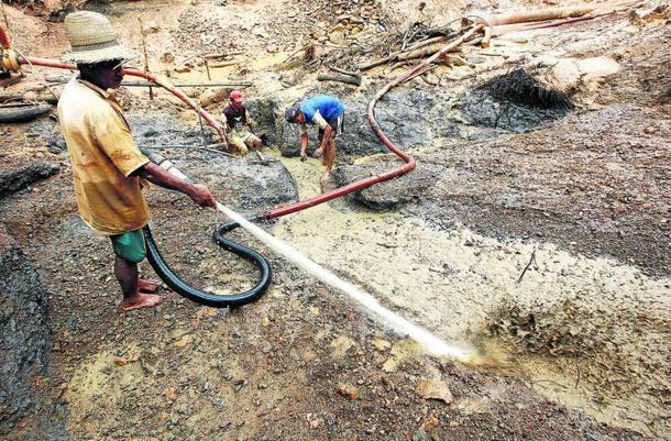 Garimpo - Belo Monte