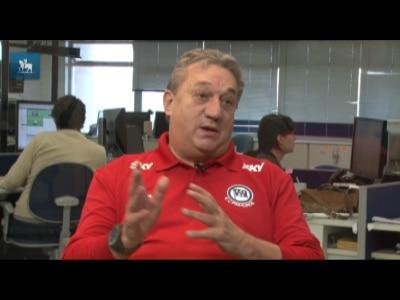 """""""É o retorno de um intercâmbio importante"""", diz Cláudio Mortari"""