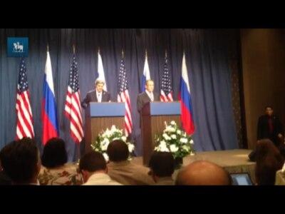 EUA e Rússia fecham acordo para desarmar Síria