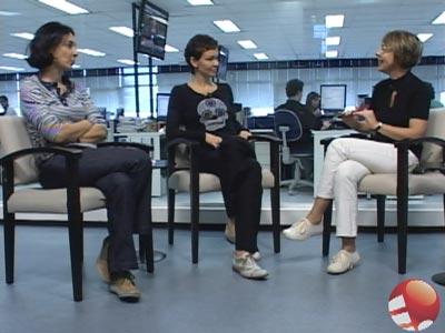 """Julia Lemmertz e Lígia Cortez estreiam """"Maria Stuart"""" em SP"""