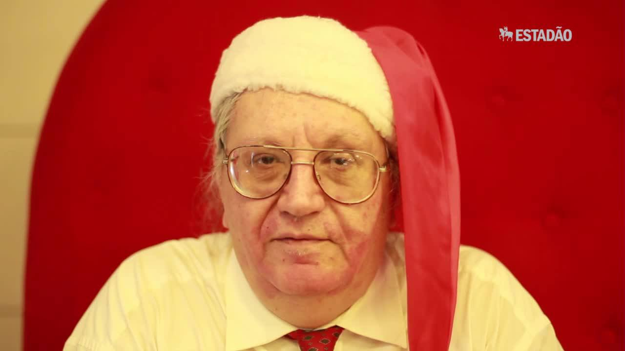 Quem quer ser Papai Noel?