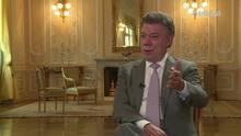 Presidente da Colômbia fala sobre processo de paz no país