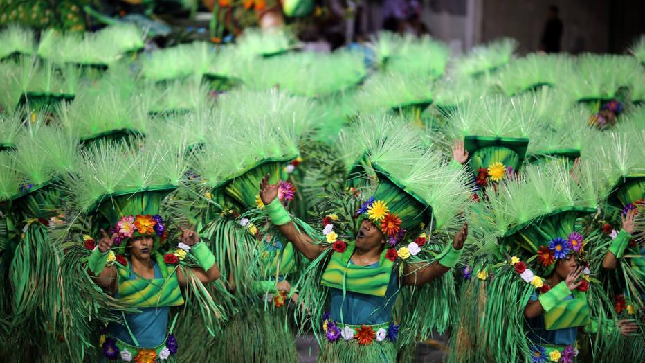 Doria libera R$ 39,3 mi para desfiles de escola de Samba em 2018