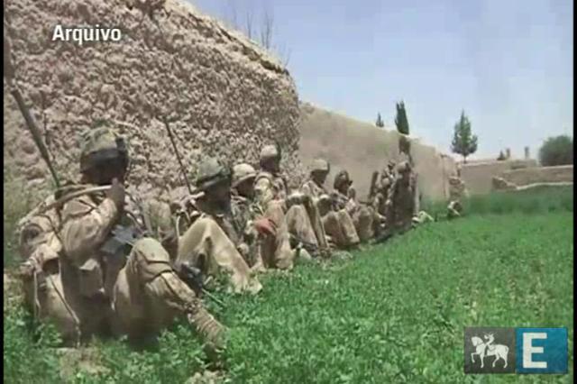 Seis soldados britânicos estão desaparecidos