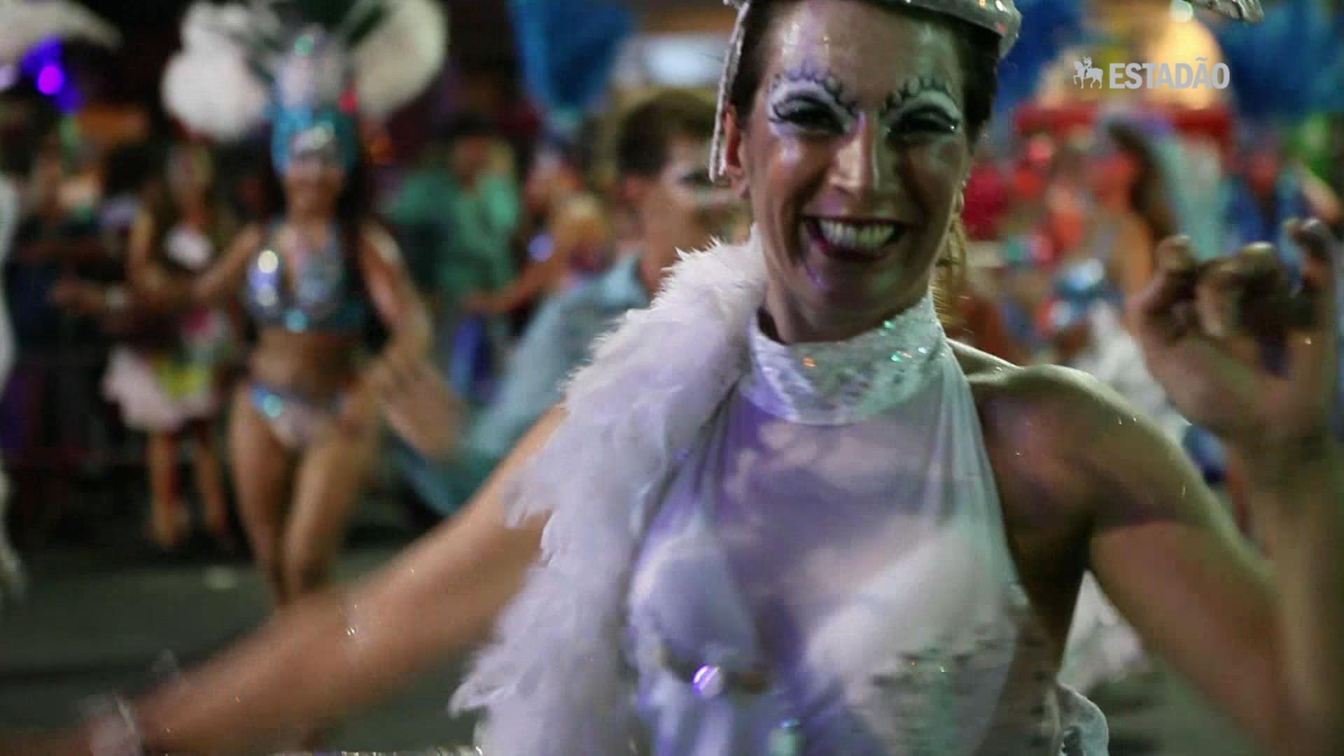 Começa o carnaval no Uruguai