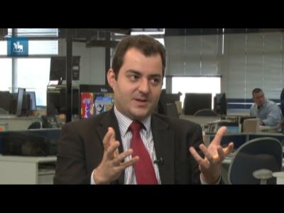 "Rubens Glezer: ""Ministro Luis Roberto Barroso tem demonstrado uma sensatez enorme"""
