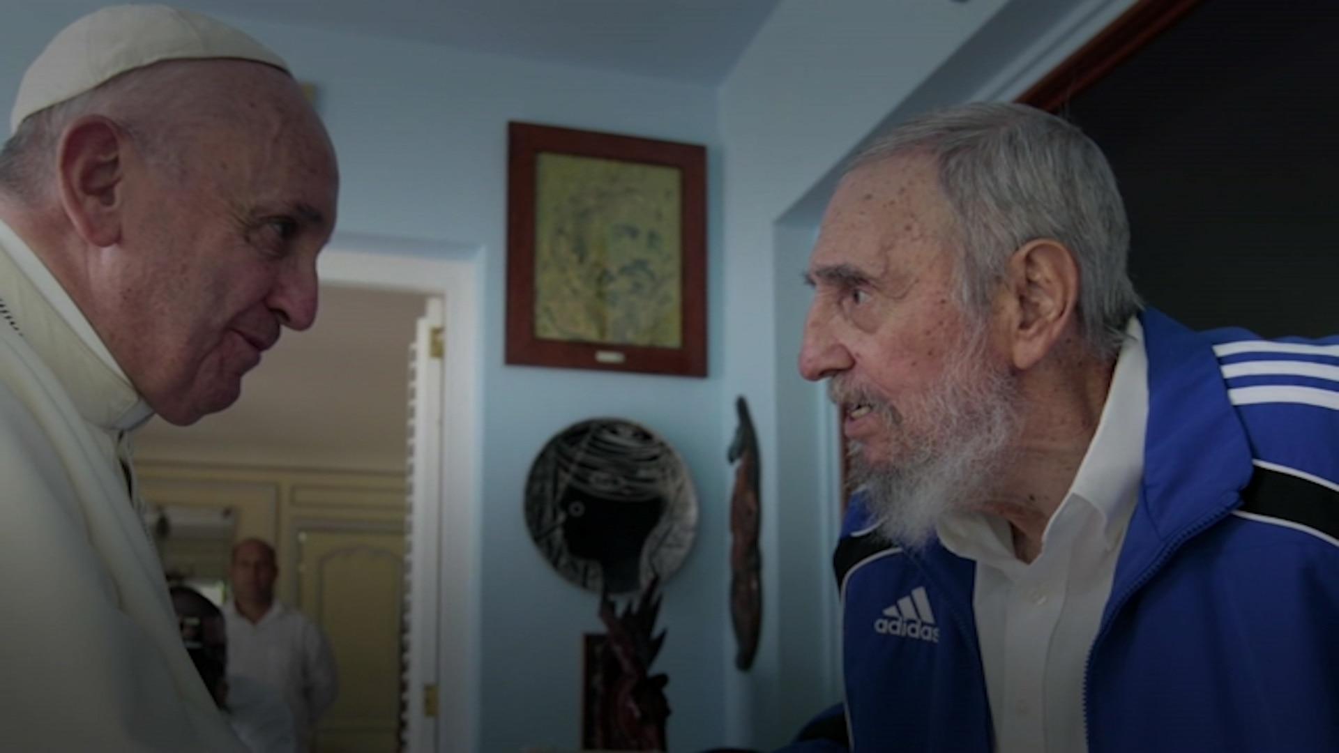 O papa em Cuba: segundo dia