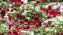 Berlim celebra Natal após ataque em feira