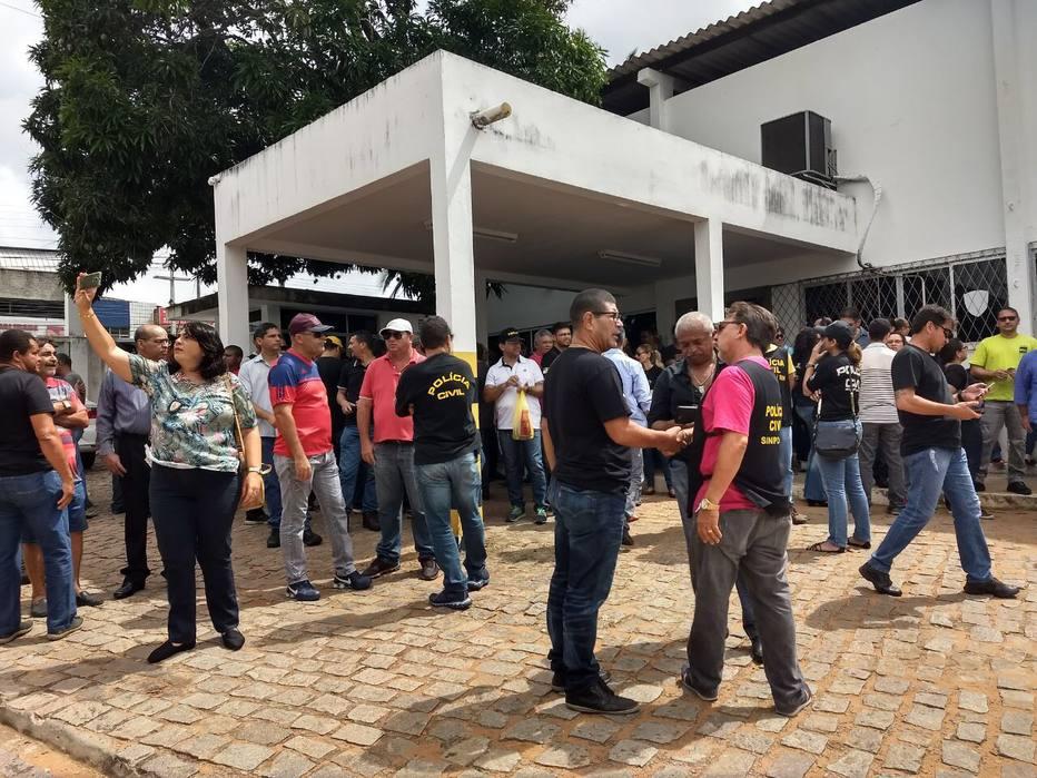 Com greve de policiais, Rio Grande do Norte fecha comércio