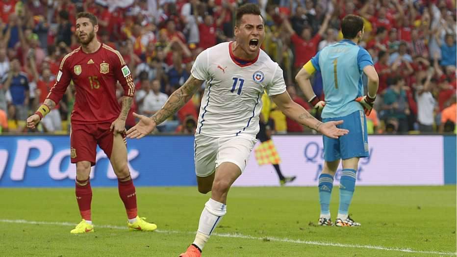 O primeiro colocado do Grupo B enfrentará o segundo do Grupo A, que tem Brasil, México, Croácia e Camarões, nas oitavas.