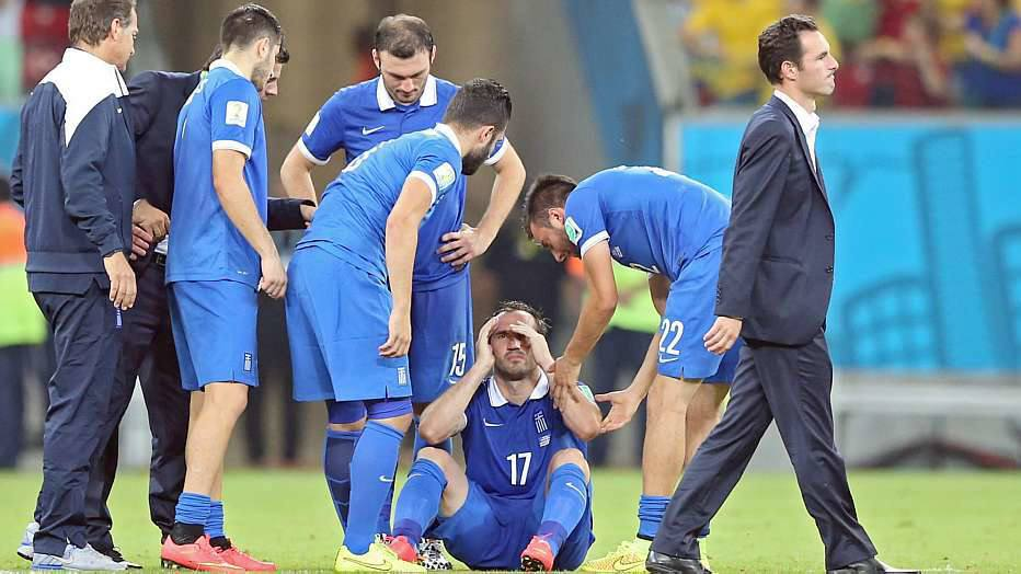 Campbell marcou o dele, mas na sequência, o goleiro Navas defendeu a cobrança de Gekas. Umaña acertou o quinto da Costa Rica e garantiu a classificação.