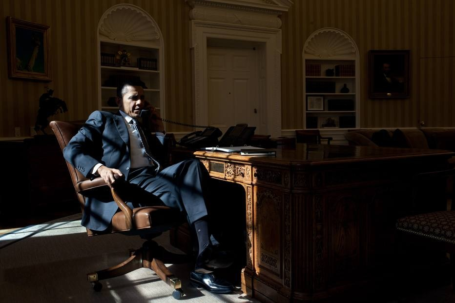 Pete Souza/WhiteHouse/13-2-2012