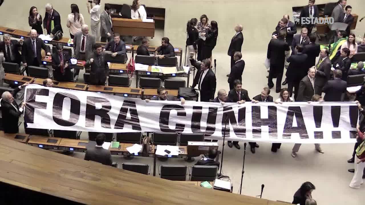 Debate acalorado na Câmara dos deputados