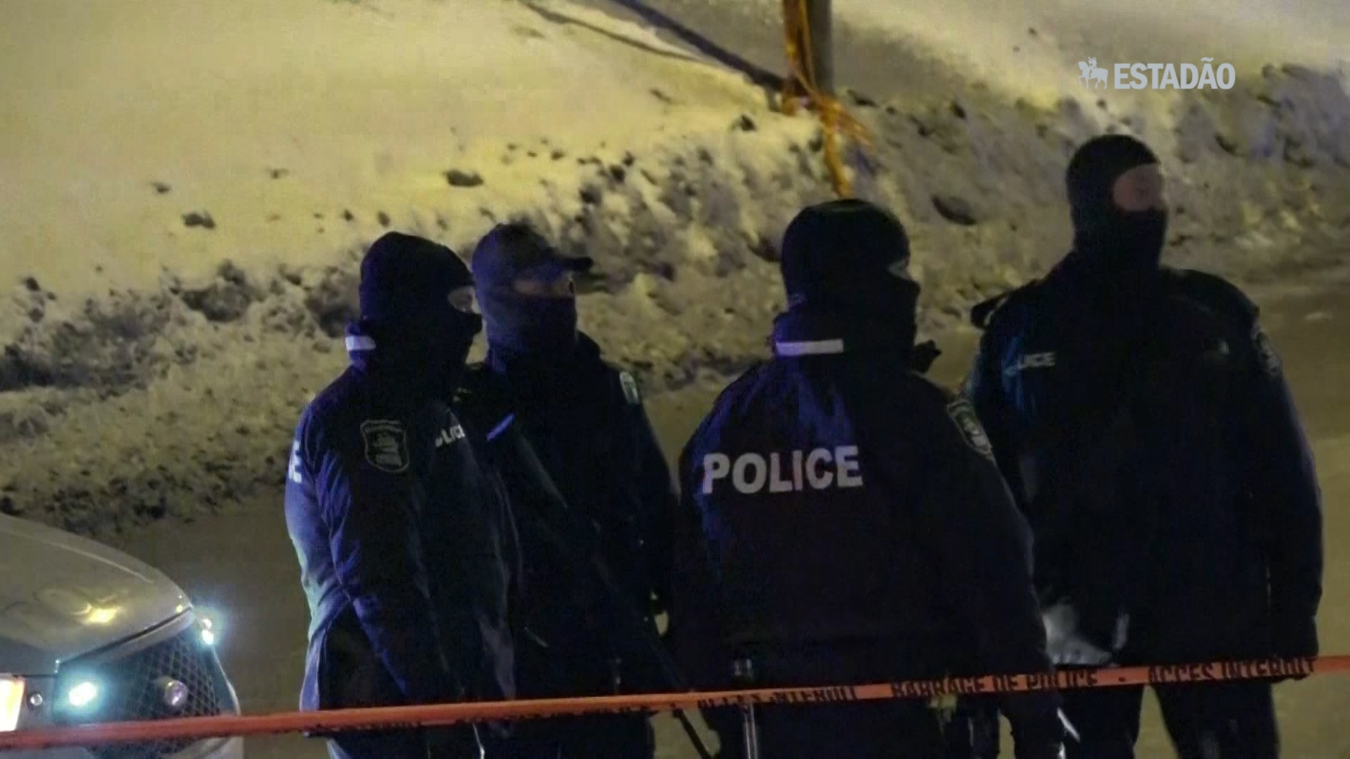 Ataque em mesquita de Quebec deixa seis mortos