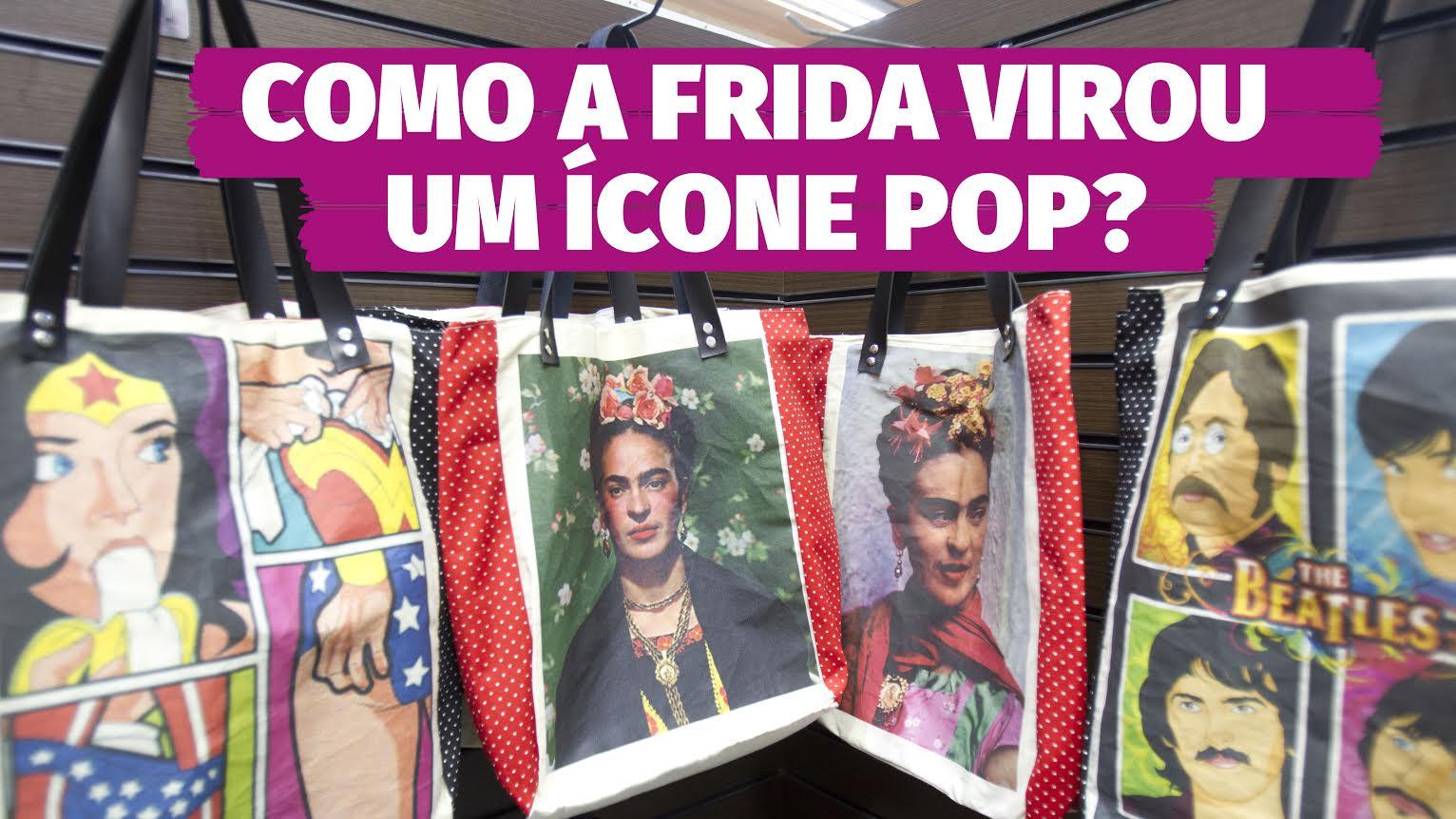 Como a Frida virou um ícone pop?