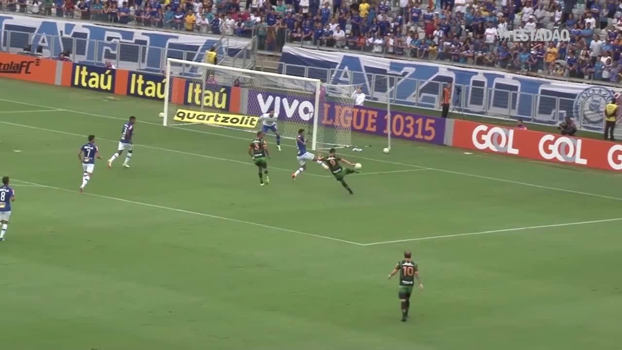 Cruzeiro e América-MG empatam e continuam na zona de rebaixamento