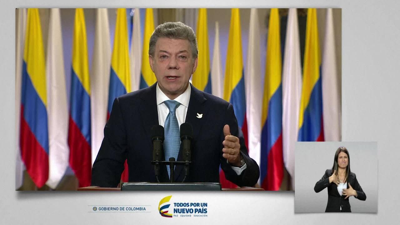 Farc e governo colombiano chegam a novo acordo de paz