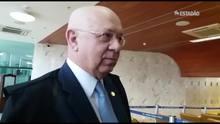 Vazamento é lamentável, diz Teori Zavascki, ministro do STF