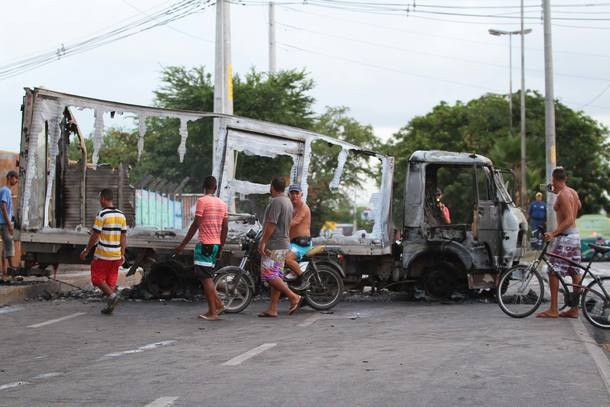 Em ação cinematográfica, grupo armado leva pânico ao Recife e faz assalto milionário