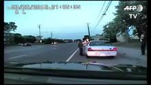 Vídeo mostra policial atirando em motorista negro nos EUA