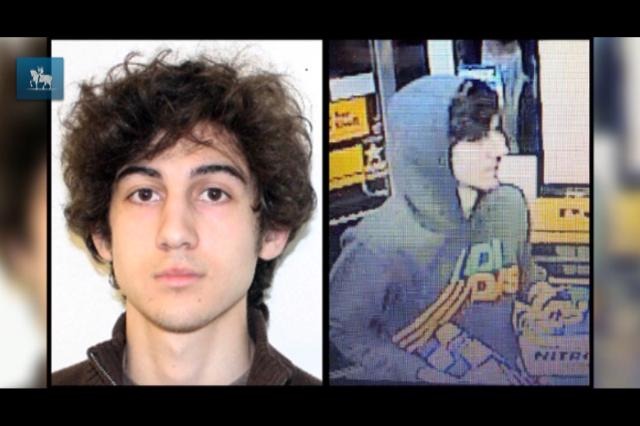 Um dos suspeitos do atentado contin