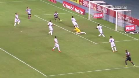 Botafogo passa fácil pelo Resende no Carioca; veja os gols