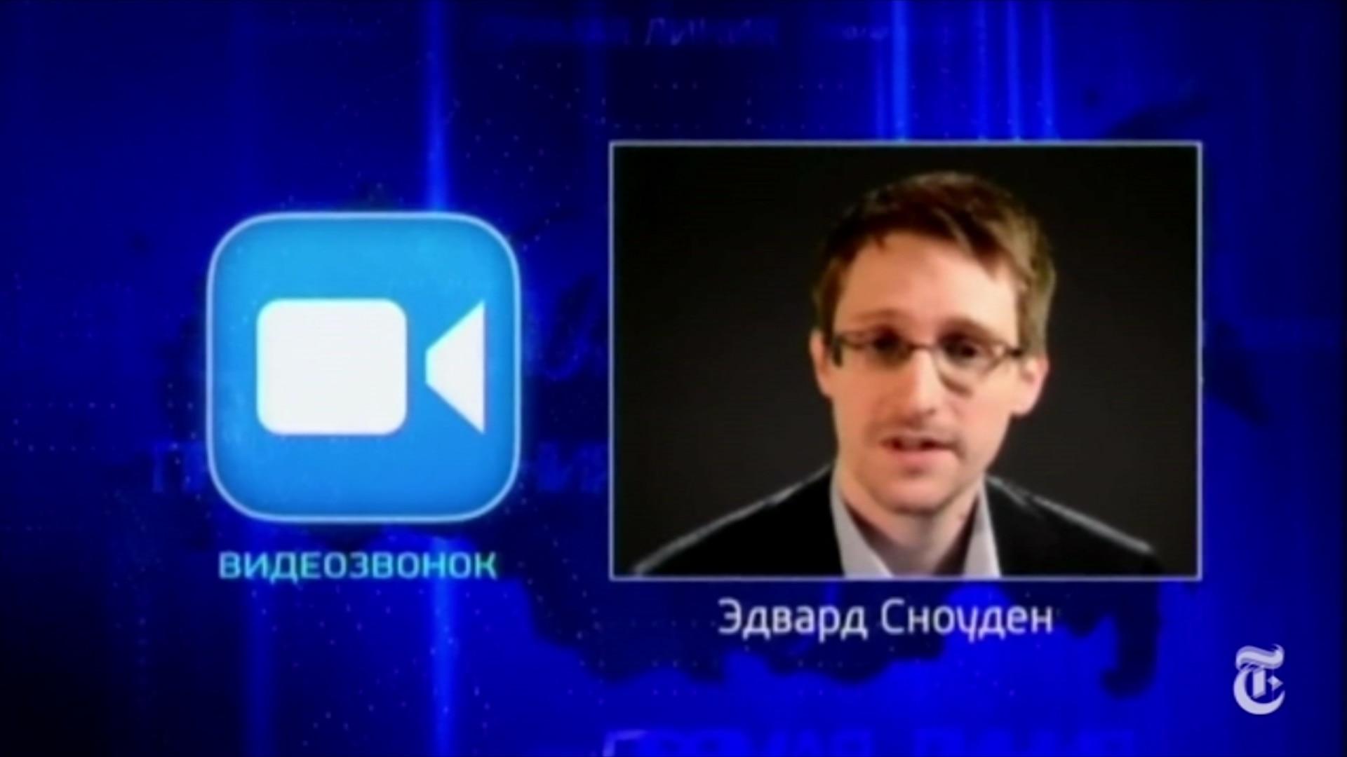 Por onde anda Edward Snowden?