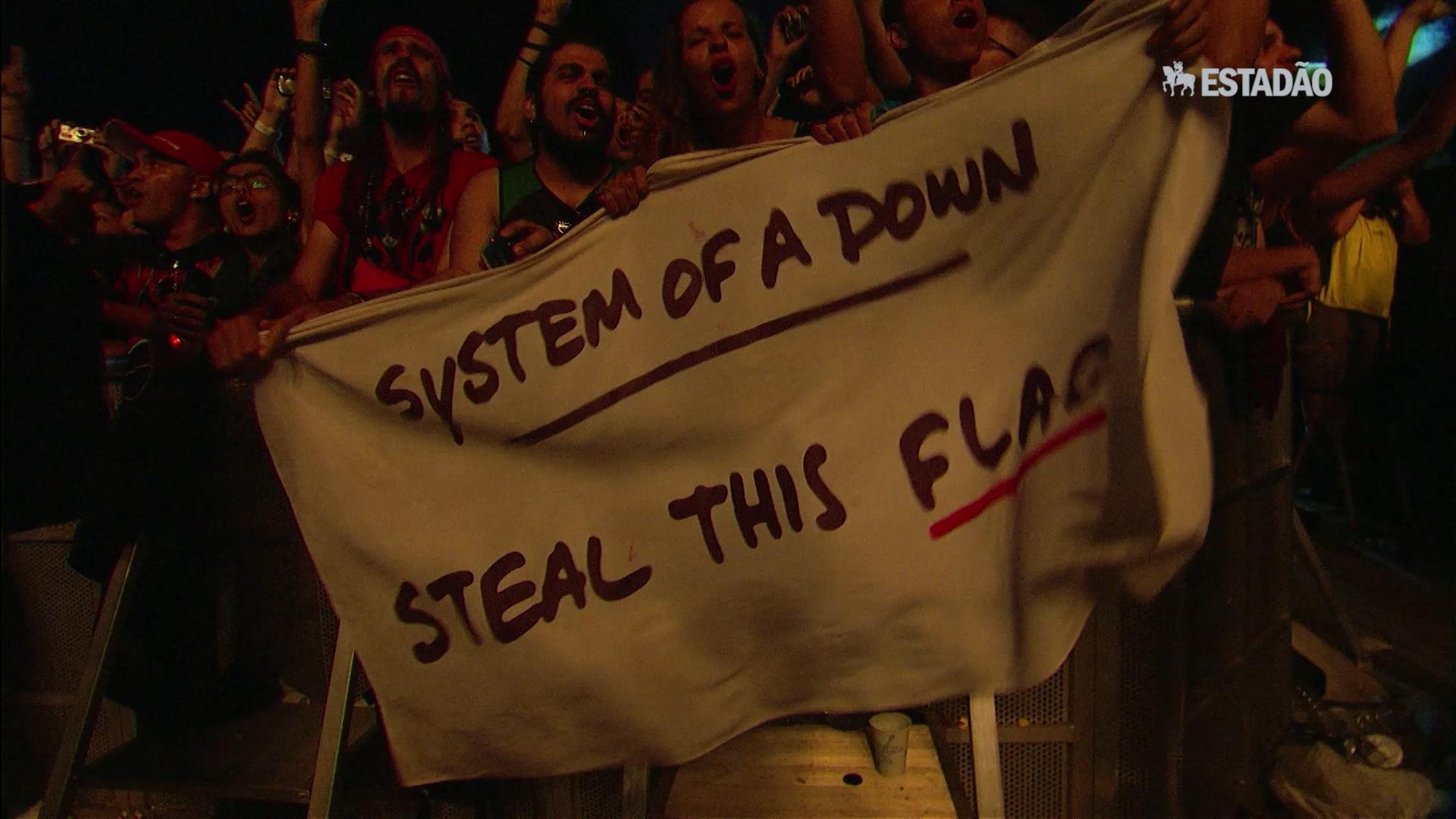 System of a Down no Rock in Rio: veja melhores momentos