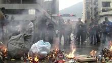 Confrontos na Venzuela
