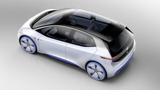 Volkswagen elétrico conceito