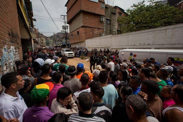 Saques na Venezuela