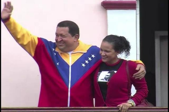 Chávez vai começar radioterapia