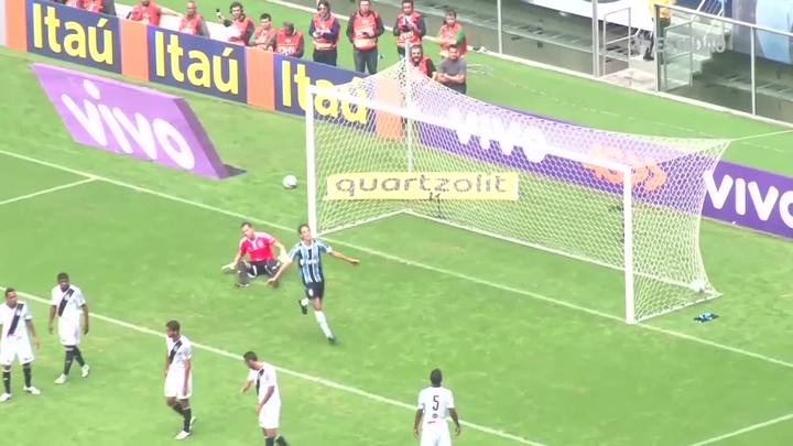 Grêmio empata com Ponte Preta na estreia do Brasileiro; veja os gols