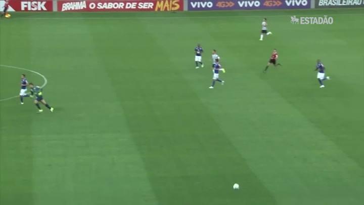 Santos vence o Cruzeiro por 1 a 0; veja os lances