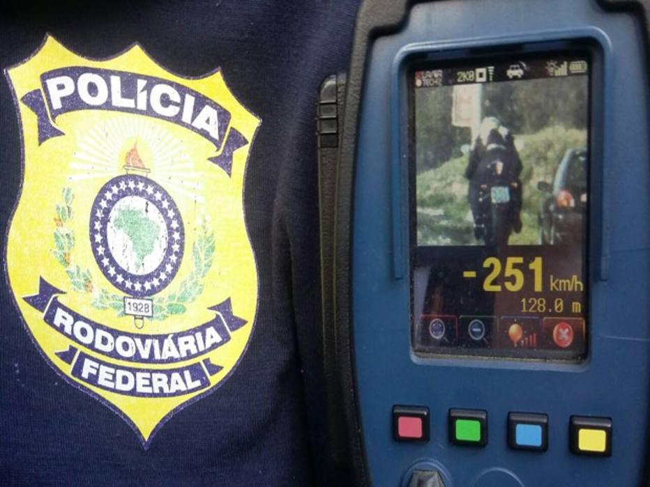 Polícia Rodoviária Federal/Divulgação