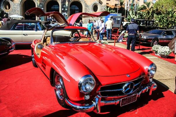 22º Encontro Nacional de Automóveis Antigos de Araxá