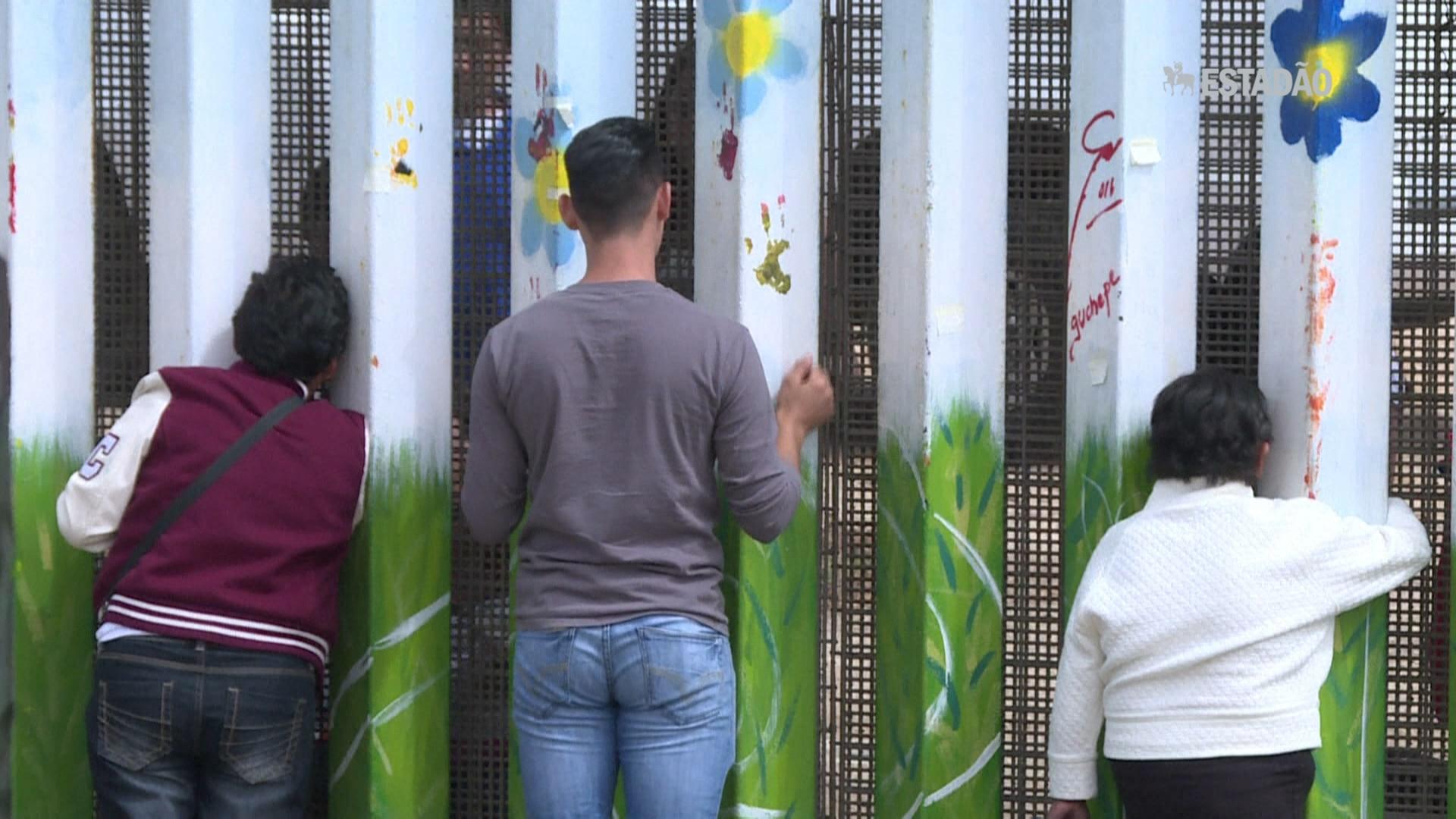Tijuana, onde o sonho americano se choca com o muro