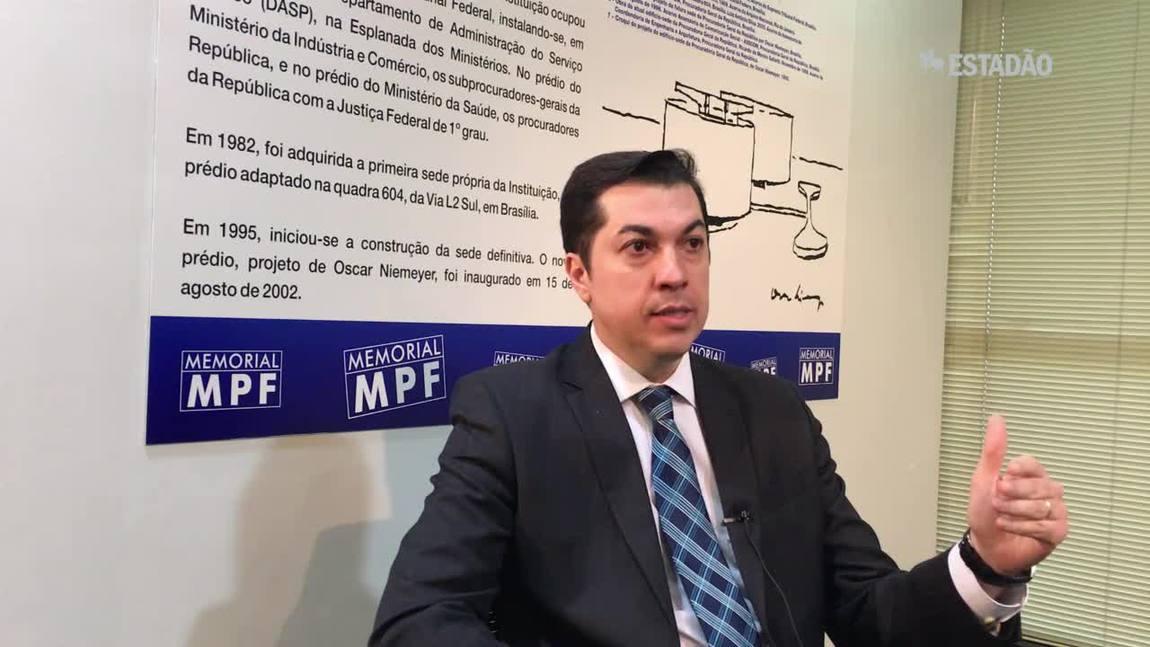 """Concepção filosófica do foro privilegiado é antidemocrática e antirrepublicana"", diz procurador da Lava Jato"